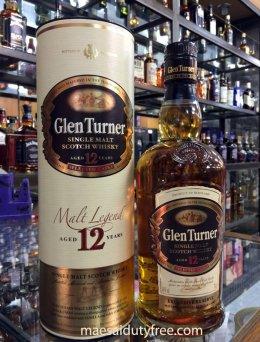 Glen Turner 12ํ Years Old