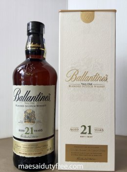 Ballantine's 21 Year Old 70cl (40%)