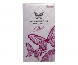 Glamourous Butterfly Dot