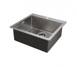 อ่างล้างจานแบบติดตั้งบนเคาน์เตอร์