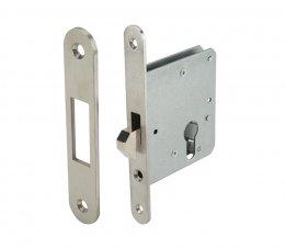 ตลับกุญแจระบบมอร์ทิสล็อคชนิดล็อคประตูบานสวิง