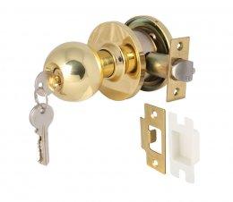 กุญแจลูกบิดประตูห้องทั่วไป