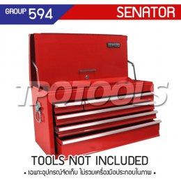 ตู้เครื่องมือช่าง 6 ลิ้นชัก ไม่มีล้อเลื่อน SEN-594-0240K