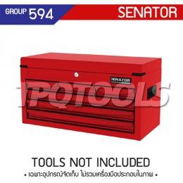 ตู้เครื่องมือช่าง 6 ลิ้นชัก ไม่มีล้อเลื่อน SEN-594-1660K
