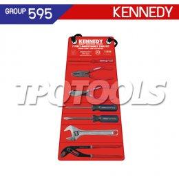 ชุดซองเครื่องมือช่าง 7 ชิ้น KEN-595-0070K