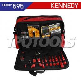 ชุดกระเป๋าเครื่องมือช่าง 49 ชิ้น KEN-595-3200K