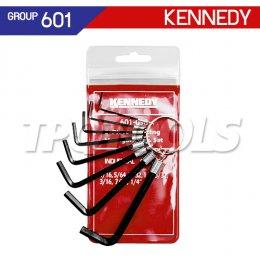 ชุดประแจหกเหลี่ยม KEN-601-0980K