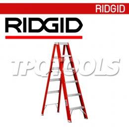 RIDGID บันไดไฟเบอร์กลาส RL-FGS ขนาด 4-12 ฟุต
