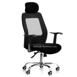 DSC-EDN1 เก้าอี้ผู้บริหารทรงสูงหุ้มตาข่าย