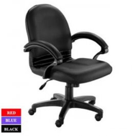 เก้าอี้สำนักงานบุหนัง