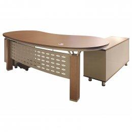 โต๊ะทำงานผู้บริหาร DS-ZR822