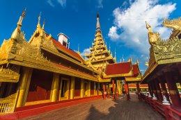 (MMR0710) พม่า พุกาม มัณฑะเลย์ อินเล 4วัน บินแอร์เอเชีย (FD)