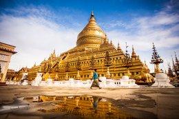 (MMR51)พม่า พุกาม มัณฑะเลย์ บินแอร์เอเชีย (FD)