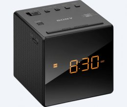 SONY CLOCK RADIO ICF-C1