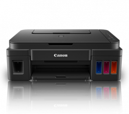 Printer Canon PIXMA G3000 :WiFi AIO Tank:2Y
