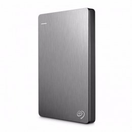 HDD 2TB External USB 3.0 Backup Plus Slim Silver