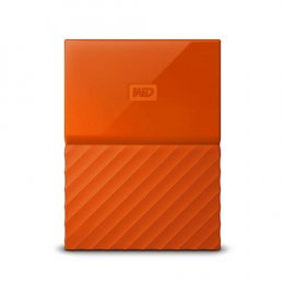 HDD. 1.0TB External USB 3.0 Orange