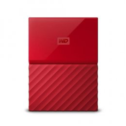 HDD. 2.0TB External USB 3.0 Red
