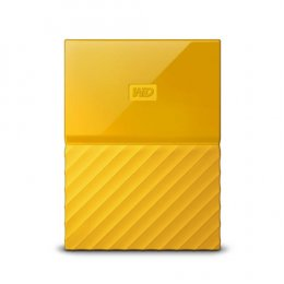 HDD. 2.0TB External USB 3.0 Yellow