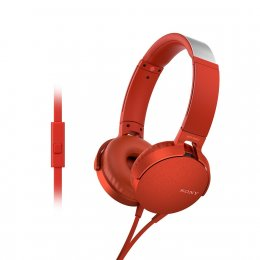 SONY Extra Bass Headphone MDR-XB550APRQE :1Y