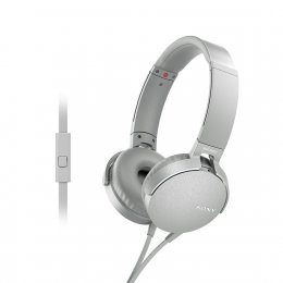 SONY Extra Bass Headphone MDR-XB550APWQE :1Y