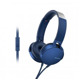 SONY Extra Bass Headphone MDR-XB550APLQE :1Y