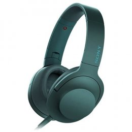 SONY Headphone MDR-100AAPLCE (Blue) :1Y