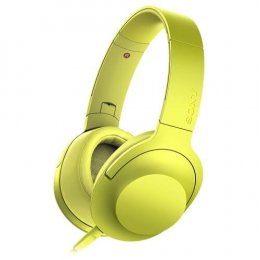 SONY Headphone MDR-100AAPYCE (Yellow) :1Y