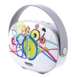 Speaker Bluetooth W-KING รุ่น T6