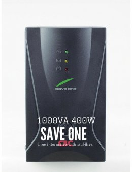 UPS CBC Save One 1000VA/400w : 2Y