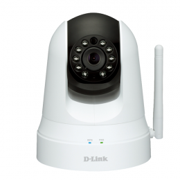 D-Link DCS-5020L Wireless N Day & Night Pan/Tilt Cloud IP Camera