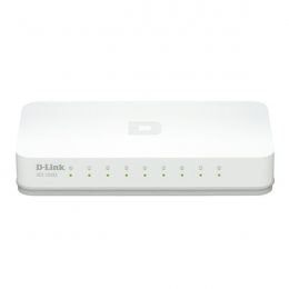 D-Link DES-1008A 8 Port 10/100 Switch