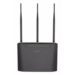 D-Link DSL-2877AL Dual Band Wireless AC750 ADSL2+ Modem Router