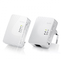 Zyxel PLA4231-KIT 500 Mbps Powerline Wireless N Extender