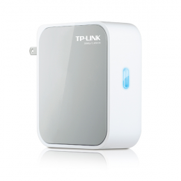 TP-LINK TL-WR810N 300Mbps Wi-Fi Pocket Router/AP/TV Adapter/Repeater