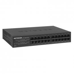 Netgear GS324 24-Port Gigabit Ethernet Switch