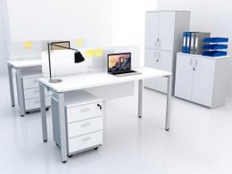 โต๊ะทำงาน 1 ที่นั่ง