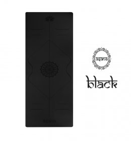 Asana Yoga Mat 5mm : Black