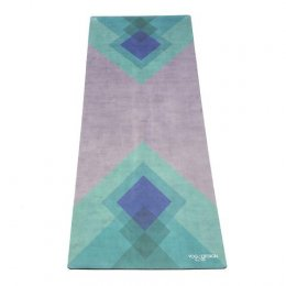 เสื่อโยคะ Yoga Design Lab - Combo Mat 3.5mm : Collage Green