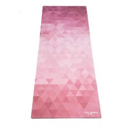 Yoga Design Lab - Combo Mat 1.5mm : Tribeca Ruby