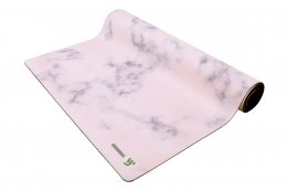 Yellow Willow - YOGA MAT : BLUSH MARBLE 3mm