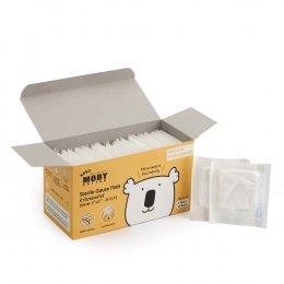 ผ้าก๊อซสเตอไรส์แบบกล่อง (Sterile Gauze Pads)