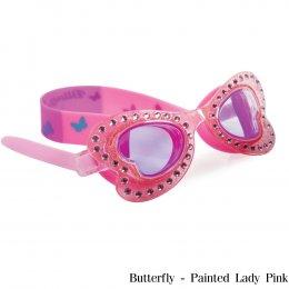 แว่นตาว่ายน้ำ รุ่น Butterfly -Swim Goggles By Bling2o