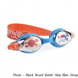 แว่นตาว่ายน้ำ รุ่น Pirates - Swim Goggles By Bling2o