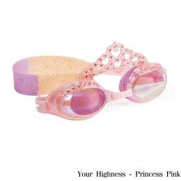 แว่นตาว่ายน้ำ รุ่น Your Highness -  Swim Goggles By Bling2o