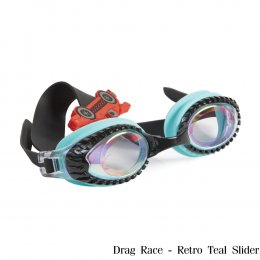 แว่นตาแว่นตาว่ายน้ำ รุ่น Drag Race - Swim Goggles By Bling2o