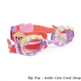 แว่นตาว่ายน้ำ รุ่น Hip Pop - Swim Goggles By Bling2o