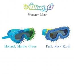 แว่นตาว่ายน้ำ รุ่น Monster Mask - Swim Goggles By Bling2o