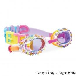 แว่นตาว่ายน้ำ รุ่น Penny Candy - Swim Goggles By Bling2o