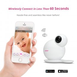 iBaby Monitor M6S - Baby Monitor